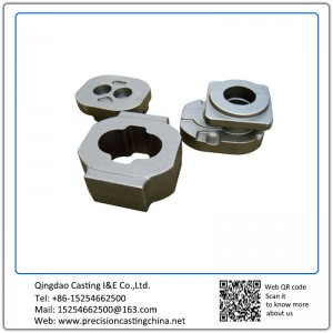 Forged Construction Machinery Resin-bonded Sand Casting Grey Iron