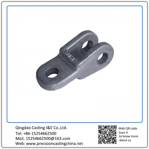 Forged Ductile Iron Shell Mould Casting Machinery Connectors