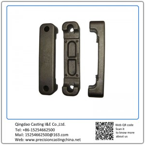 Forged Fix Plate Agricultural Machinery Parts Carbon Steel 1045