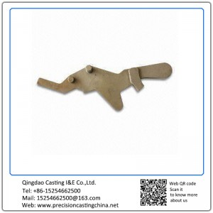 Forged Investment Casting Made of Stainless Steel Ideal for Motor Vehicles