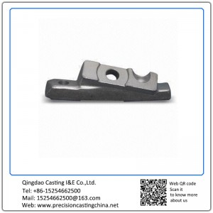 Forged Investment Casting Part Ductile Iron Used for Motor Vehicles