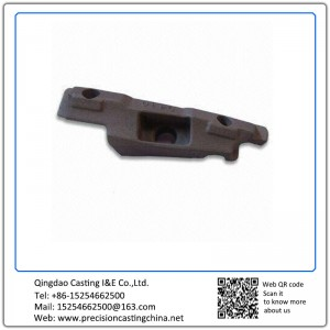 Forged Investment Casting Part Used for Motor Vehicles Carbon Steel