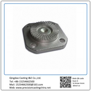 Forged Investment Casting with Silicone Sol Process Made of Stainless Steel AISI316