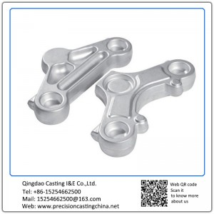 Forged Motorcycle Triple Clamps Aerospace Industries Spare Parts