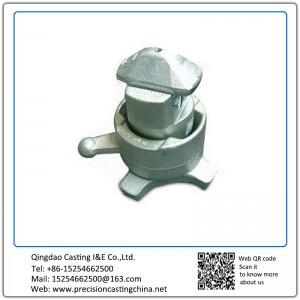 Forged Part Zinc Plating Mild Steel automotive industries