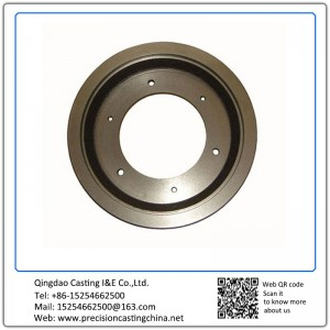 Forged Rotating Disc Rotary Cultivator Accessory Carbon Steel 1045