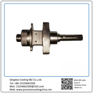 Forged Shaft Truck Parts Cast Steel ZG45 1045