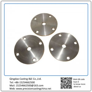 Forged Space Plate  Automotive and Trucking Parts Carbon Steel 1035