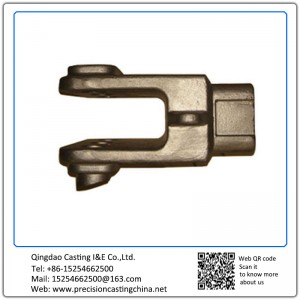 Forged Support Head Engineering Machinery Parts Alloy Steel  40Cr 8620 4150 1045