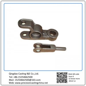 Forging Alloy Steel Casting Automotive Support Frame
