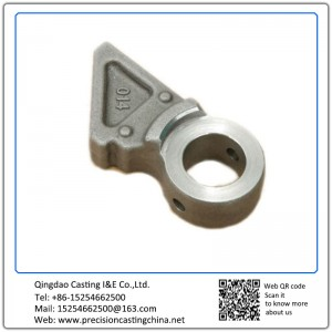 Forging CNC Machining OEM Part Ductile Iron Construction Parts