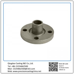 Forging Flange with Pipe Ductile Iron