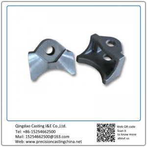 Forging Precision Casting Motorcycle Spare Parts Mild Steel