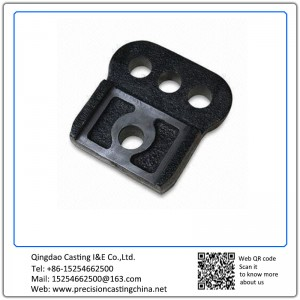 Forging Precision Casting Part Used in Railway Industry Made of Alloy Steel