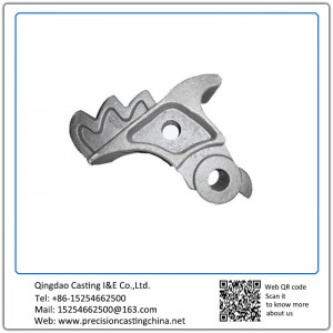 Forging Precoated Sand Casting Marine Part Waterglass Casting
