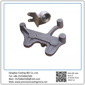 Forging Soluble Glass Precision Casting Machinery Spare Parts