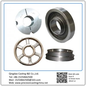 Forging Wheels Material Carbon steel Aluminium Stainless steel CoCrMo alloy and Ti6Al4V ELI