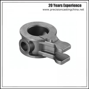 OEM Industrial Equipment Components Precoated Sand Casting Grey Iron