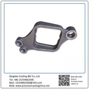 Heavy Trucks Casting Parts Silica Sol Lost Wax Investment Casting