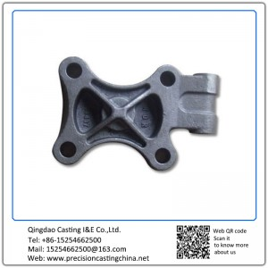 Heavy Trucks Casting Parts Solid Investment Casting Cylinder Spare Part