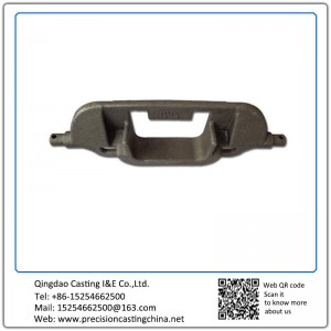 Agricultural Machine Parts Lost Foam Casting Process Motorcycle Spare Parts