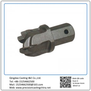 Agricultural Machine Parts Silica Sol Lost Wax Investment Casting Generator Spare Parts