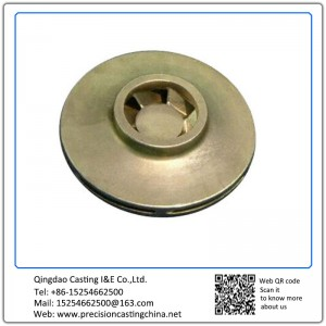 Hot Forged Impeller Malleable Iron