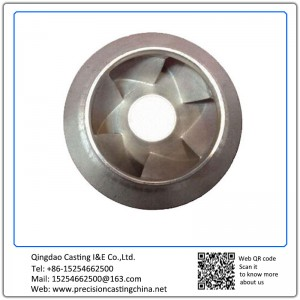 Hot Forged Impeller Spherical Cast Iron