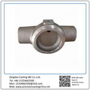 Hot Forged Link Connector Alloy Steel
