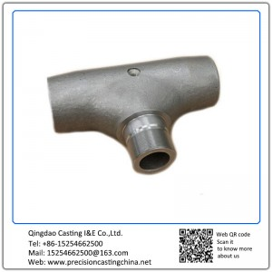 Hot Forged Steel Link Concrete Pump Pipe