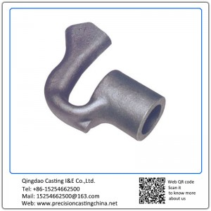 Carbon Steel Auto & Motor Casting Parts Soluble Glass Casting Engineering Machinery Parts