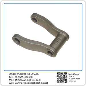 Carbon Steel Auto & Motor Casting Parts Waterglass Casting Engine Components