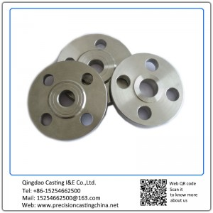 Hot Forging Carbon Steel Machining Flanges