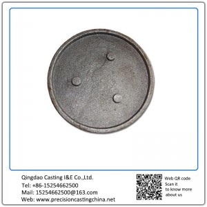 Carbon Steel Stainless Steel Castings Lost Foam Casting Process Engine Cover