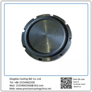 Carbon Steel Stainless Steel Castings Waterglass Casting Cylinder Head