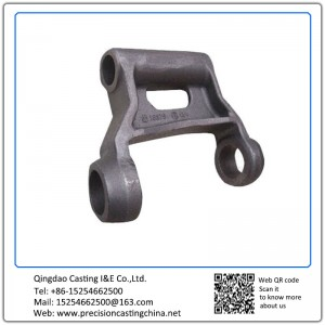 Hot Forging Steering Shaft Carbon Steel