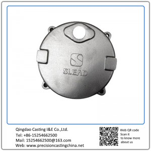 Hot Forging Water Pump Parts Ductile Iron
