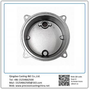Hot Forging Water Pump Parts Spherical Cast Iron