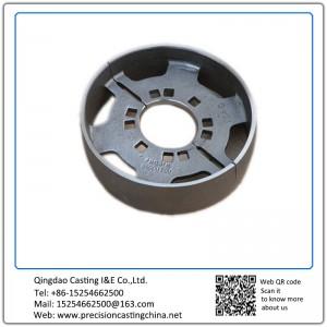 Hot Forging Wheel Carrier Wheel Frame Malleable Iron
