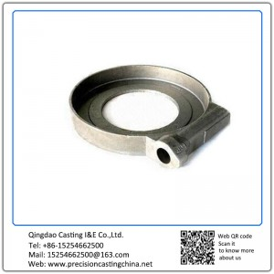 Hot Forging Wind Energy Part Carbon Steel Ductile Iron
