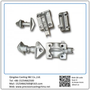 Hot Forging Zinc AluminumConstruction Spare Parts