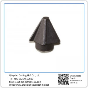 Professional Cold Forged Carbon Steel Material Handling Spare Parts