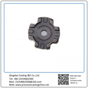 Professional Cold Forged Heat-Resisting Mining Mechanical Steel Parts
