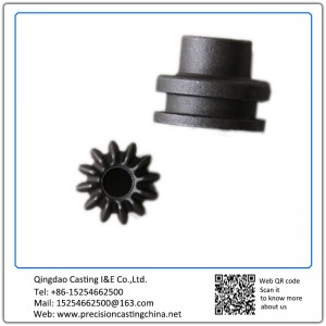 Professional Cold Forged Mild Steel Industrial Equipment Components