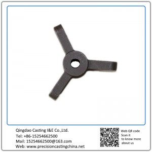Professional Cold Forging High Chromium Cast Iron Hydraulic System Parts