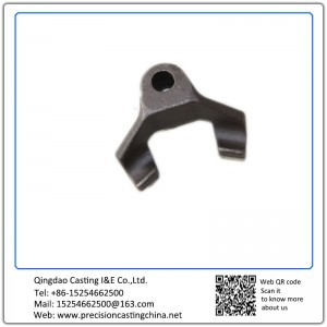 Professional Cold Forging High Manganese Steel Construction Spare Parts