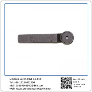 Professional Hot Forged Nodular Iron Railway Locomotive Parts
