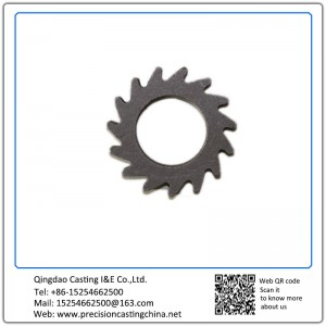 Professional Hot Forged Spherical Graphite Cast Iron Crane Spare Parts