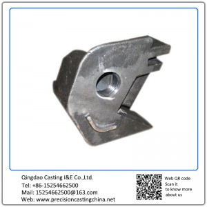 Automotive Components Machined Holes Construction Spare Parts