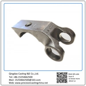 Automotive Components Malleable Iron Mining Mechanical Parts
